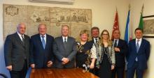 14 марта 2017 года А СРО «Кадастровые инженеры» и Национальный Совет геометров и геометров-лауреатов (Италия) подписали Меморандум о взаимопонимании и сотрудничестве