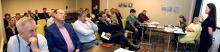 13-14 апреля 2017 г. в Москве состоялось расширенное совместное заседание Экспертного Совета и Совета Работодателей кадастровых инженеров А СРО «Кадастровые инженеры»