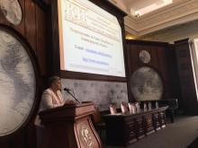 03 апреля 2019 в Санкт-Петербурге прошла конференция, посвященная 100-летию геодезической службы России